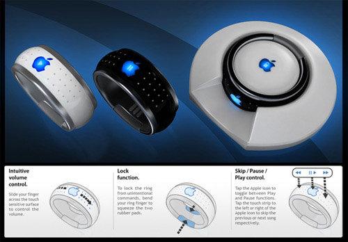 Пользователям Apple предложат smart-кольцо, фото-1