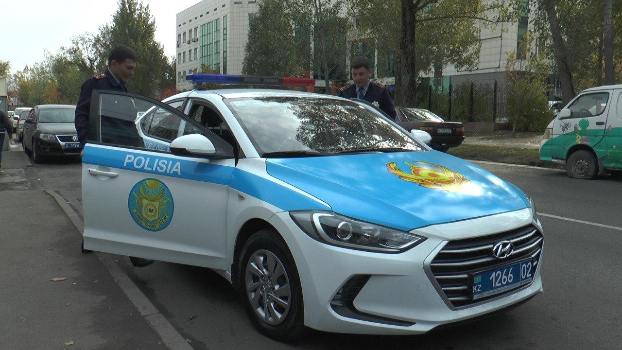 Алматинские полицейские помогли роженице (фото), фото-6