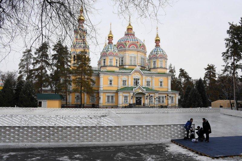 Бакытжан Сагинтаев проверил подготовку катков в Алматы , фото-3