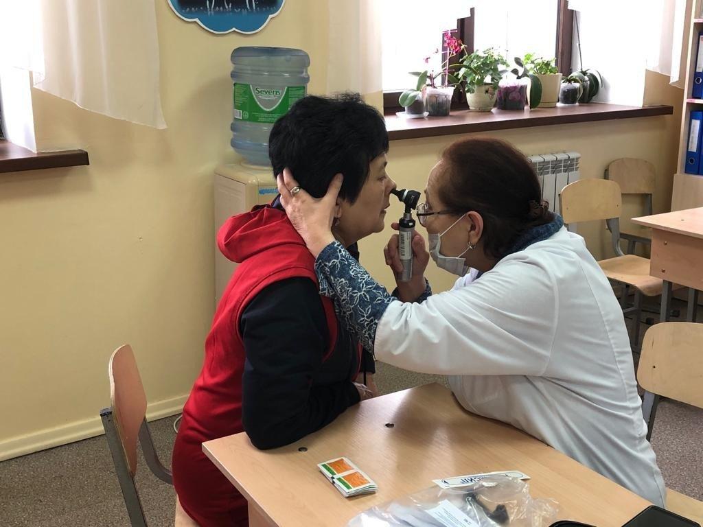 У половины жителей Алматы, осмотренных в ходе месячника здоровья, выявили заболевания, фото-1