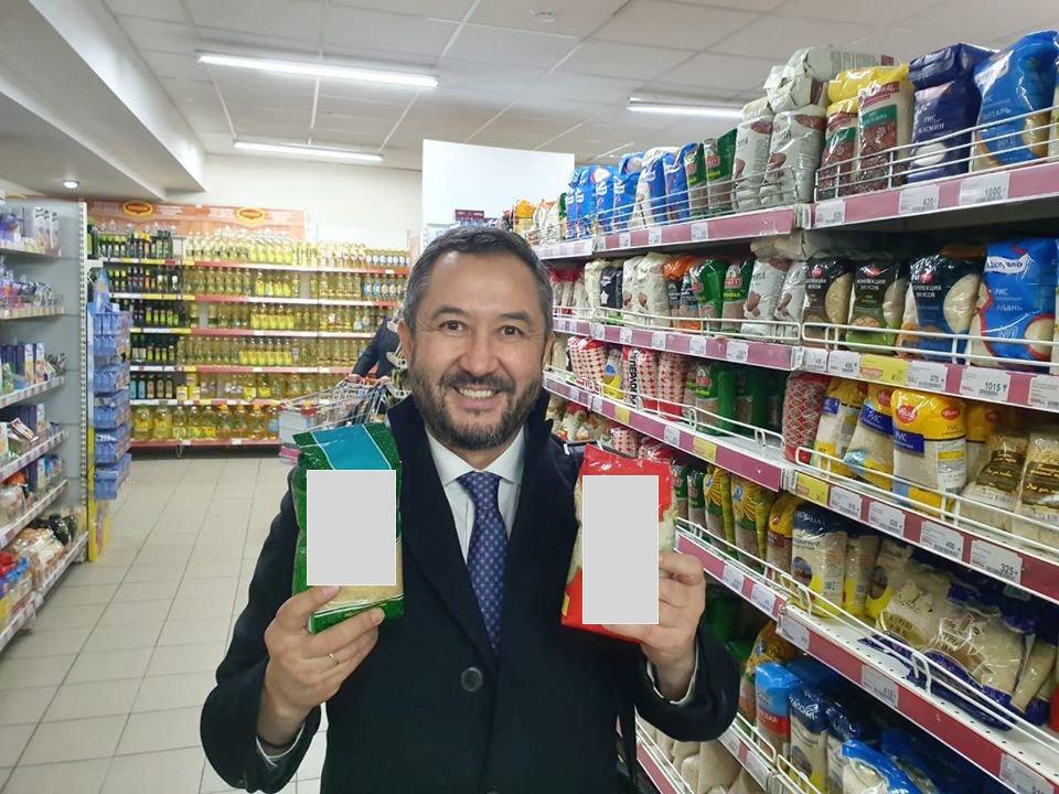 Алматинец посчитал, сколько денег теряют потребители из-за отсутствия на упаковках цены за килограмм, фото-1
