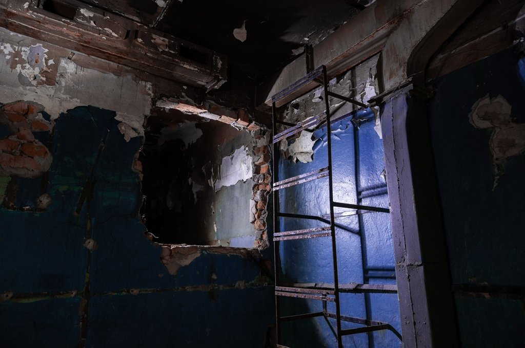Как выглядит заброшенная ракетная шахта в Алматинской области (фото), фото-10
