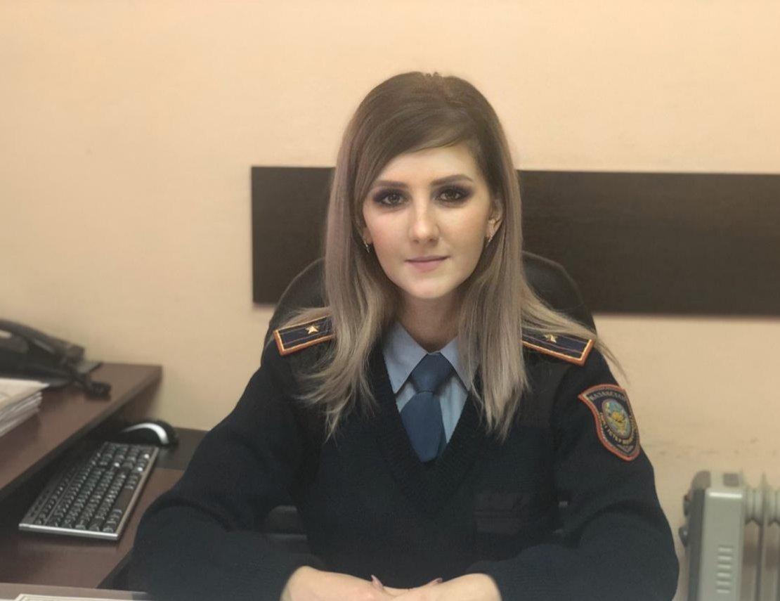 В Алматы девушка-майор обучает полицейских стрельбе (фото, видео), фото-1