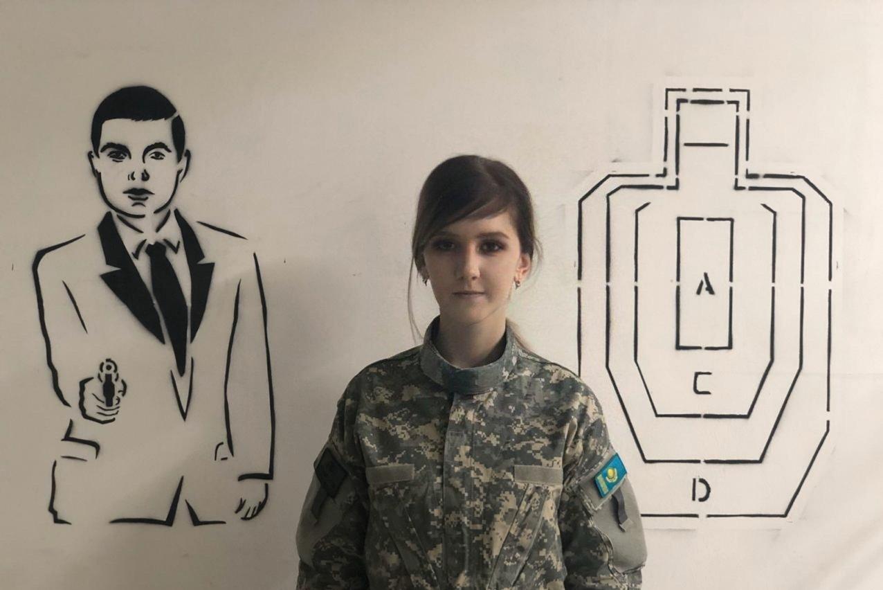 В Алматы девушка-майор обучает полицейских стрельбе (фото, видео), фото-2