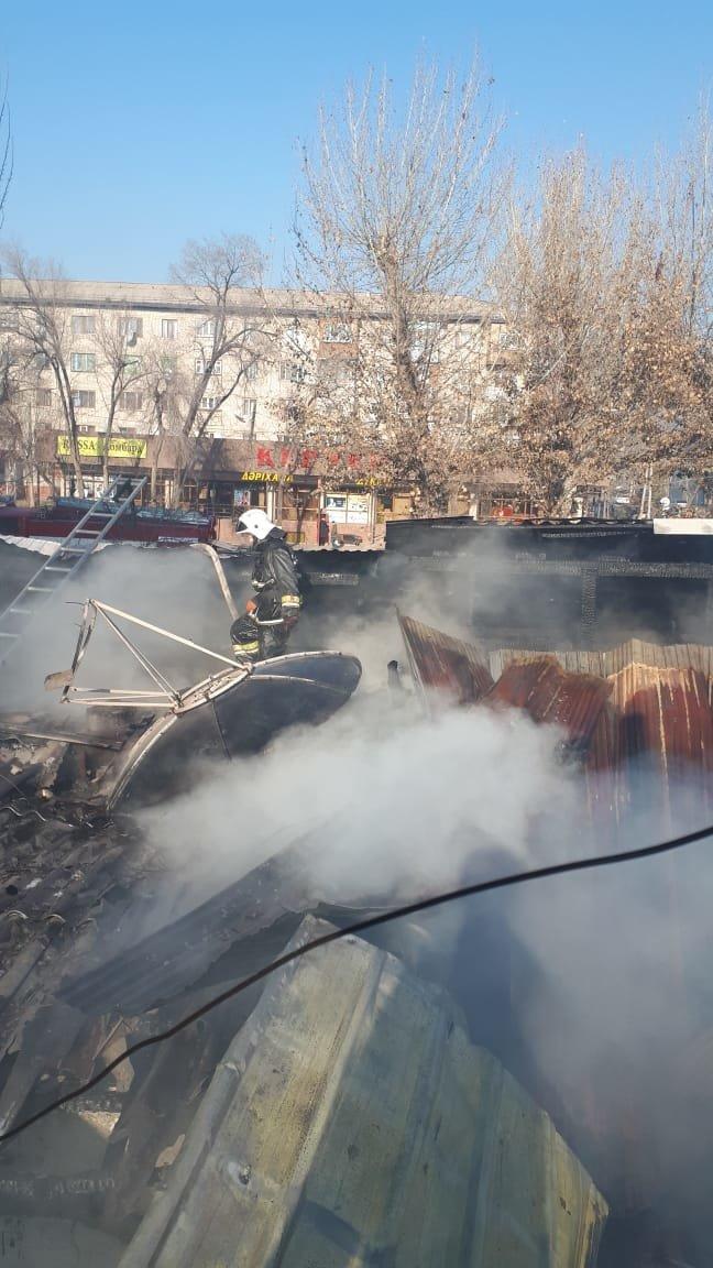 Хлопок газа произошел в одном из кафе Алматинской области, фото-3