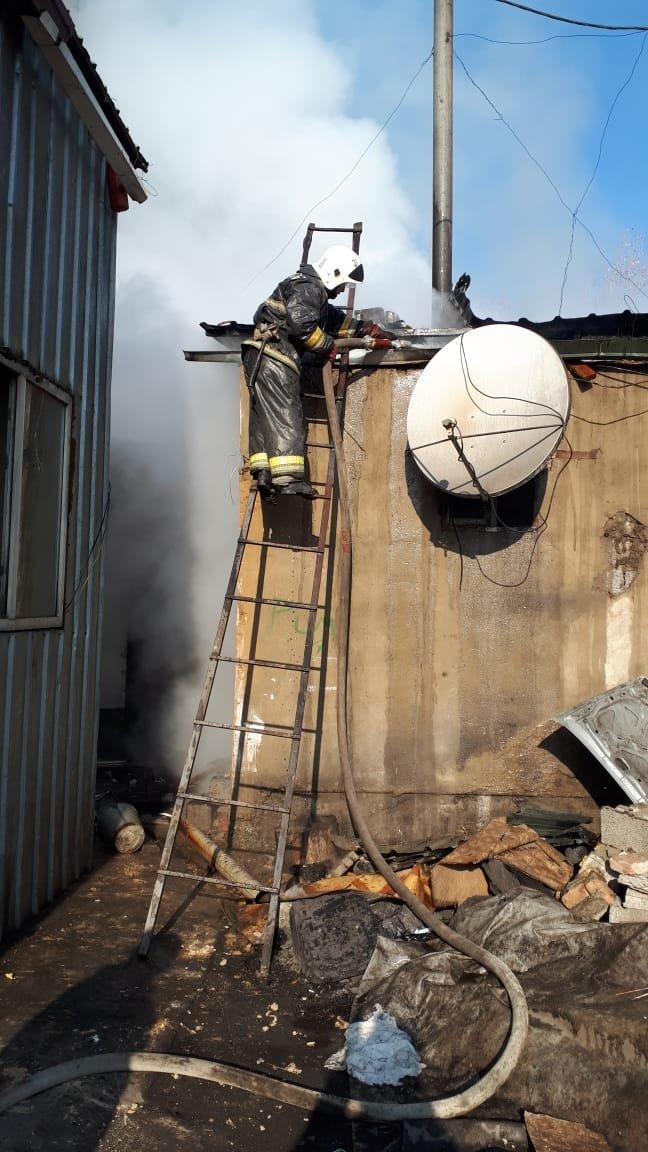 Хлопок газа произошел в одном из кафе Алматинской области, фото-2