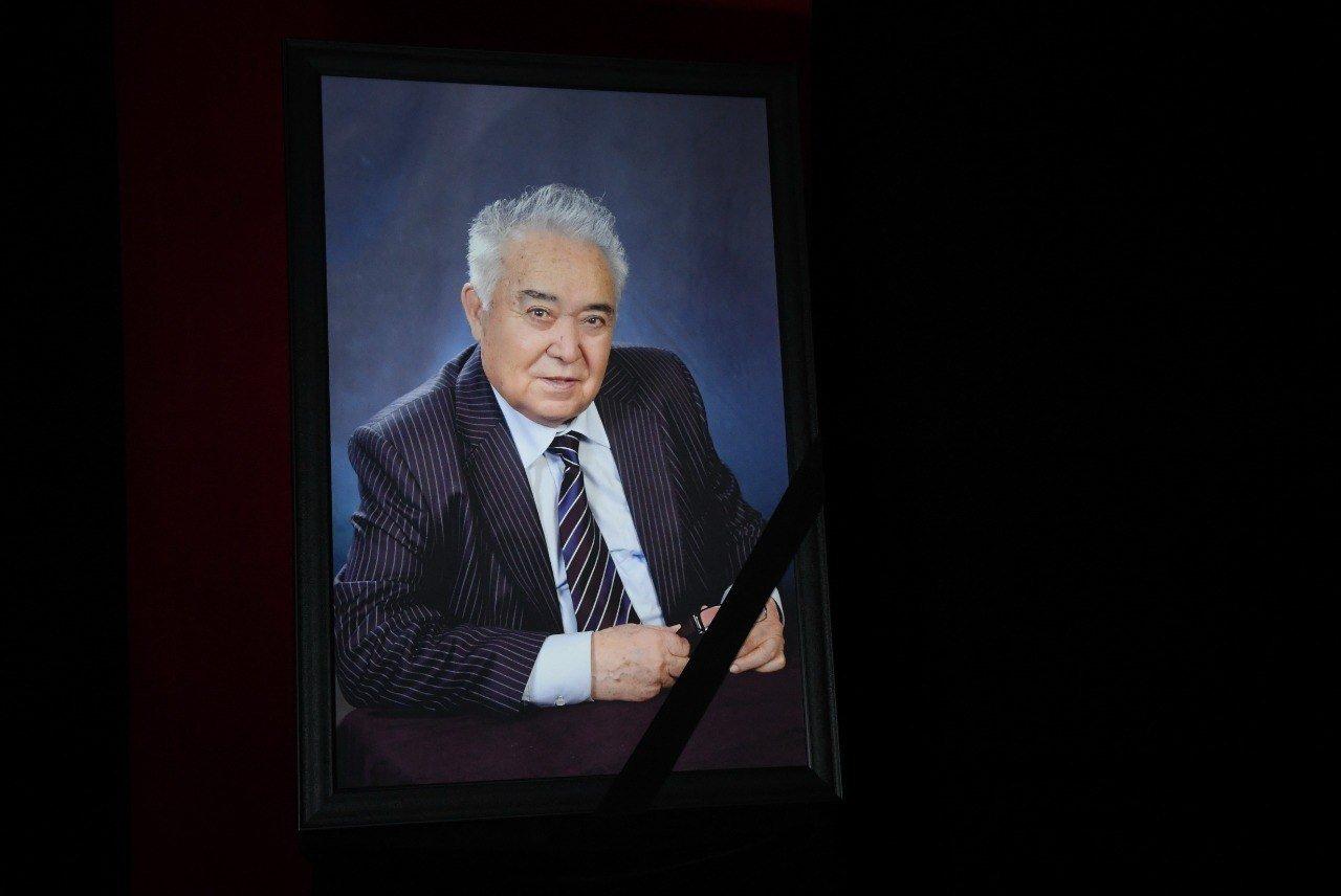 В Алматы простились с одним из создателей первой Конституции Султаном Сартаевым, фото-1