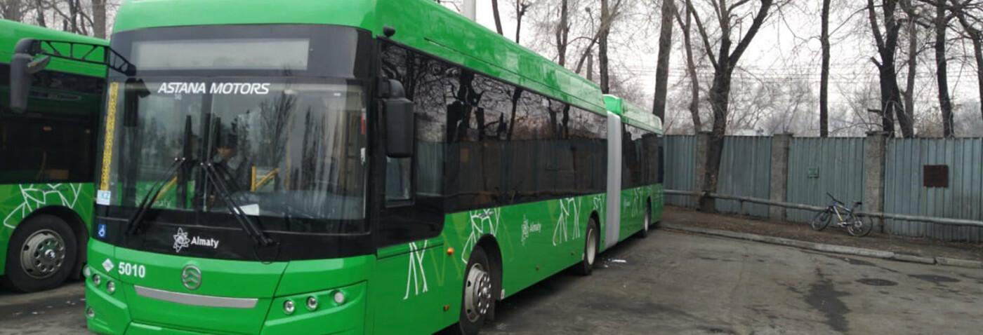 Автобусы-гармошки поставят на 38-ой маршрут до конца года, фото-3