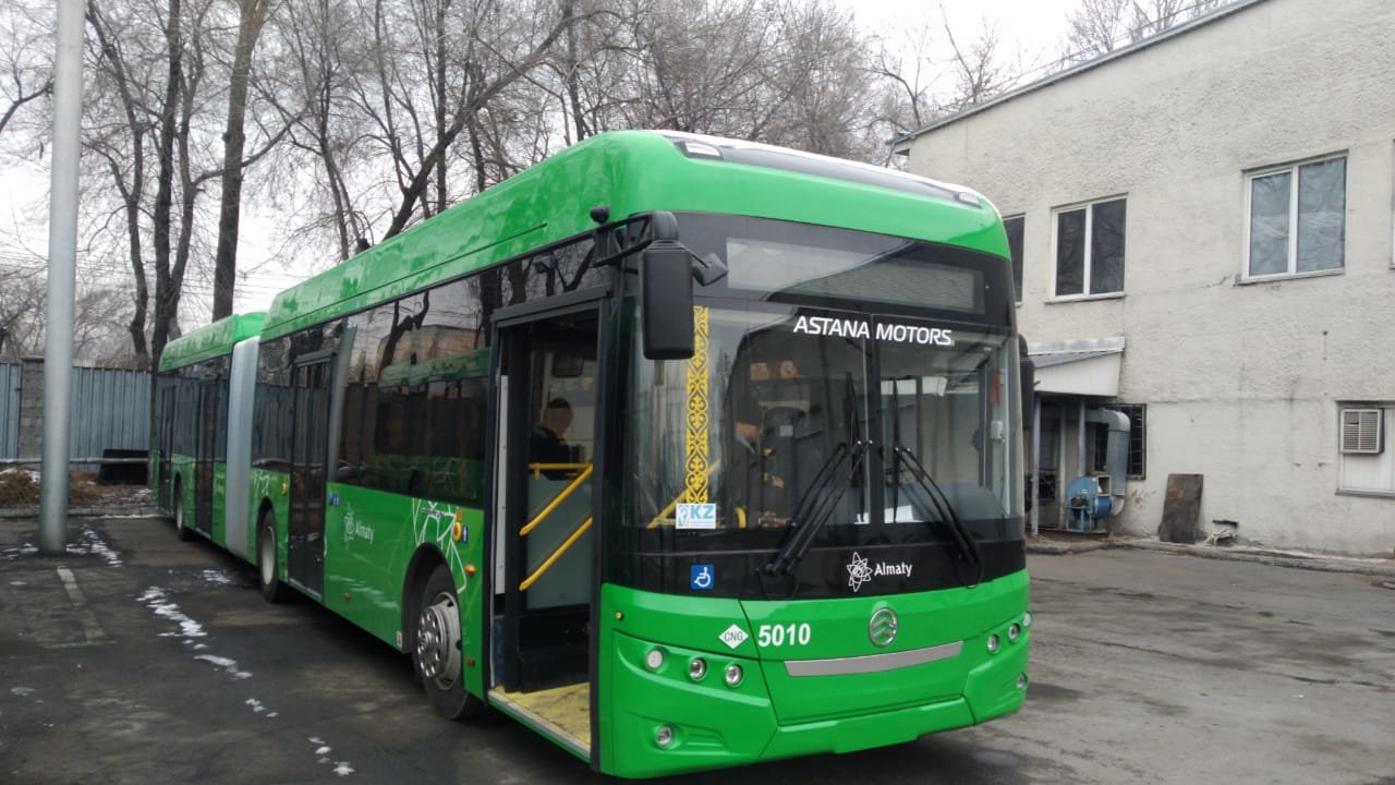 Автобусы-гармошки поставят на 38-ой маршрут до конца года, фото-2