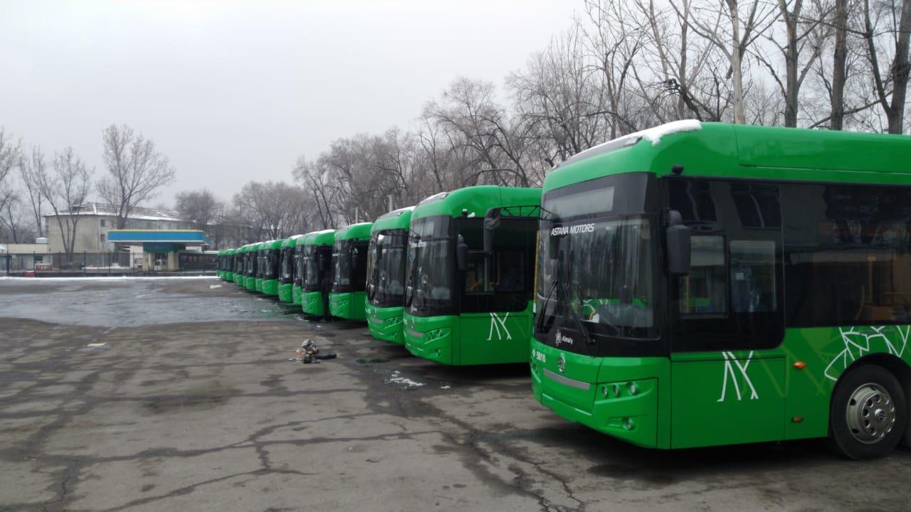 Автобусы-гармошки поставят на 38-ой маршрут до конца года, фото-1
