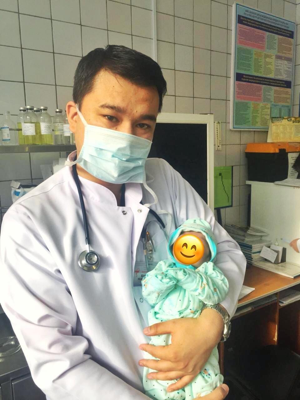 Алматинские врачи спасли двухдневного ребенка с врожденным пороком развития, фото-1
