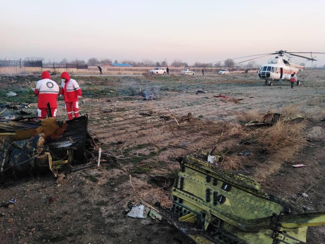 Что известно о крушении украинского Boeinga в Иране?, фото-1