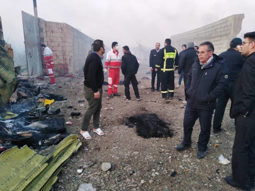 Что известно о крушении украинского Boeinga в Иране?, фото-2