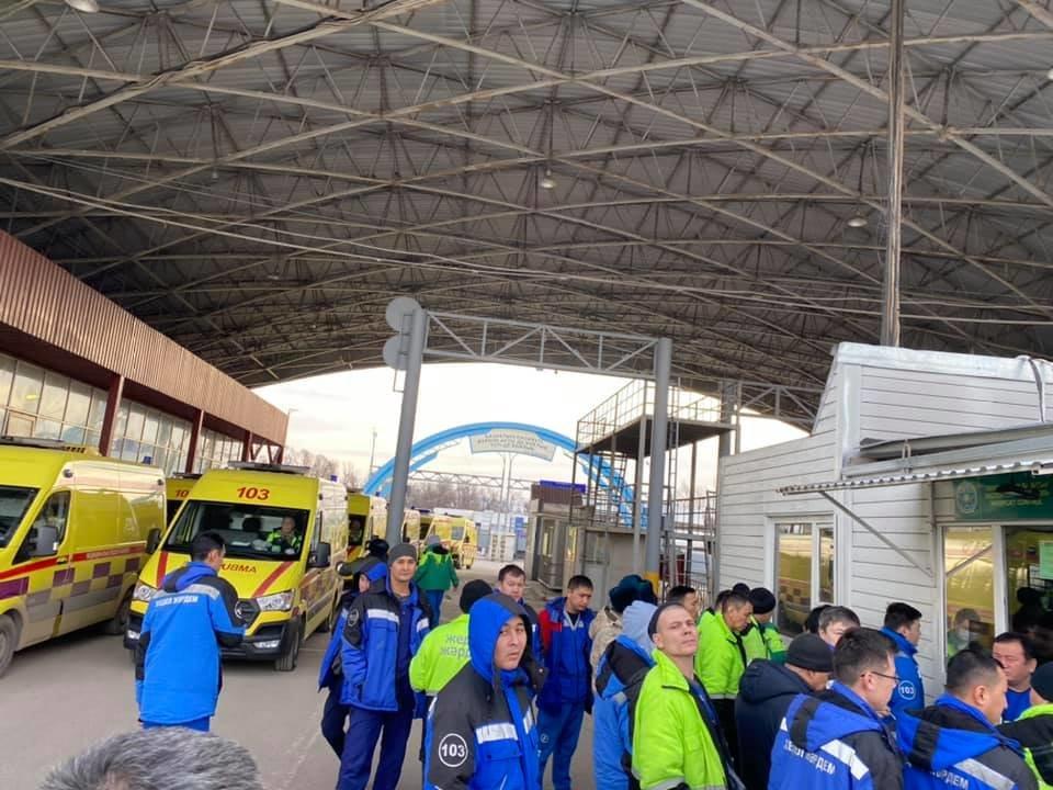 Двадцать пять пострадавших в Кордайском районе находятся в больницах Алматы, фото-2