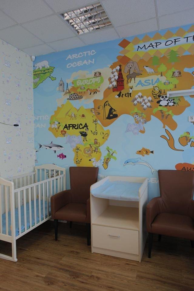 Микроволновка и телевизор: обновленные комнаты матери и ребенка открыли в аэропорту Алматы, фото-2