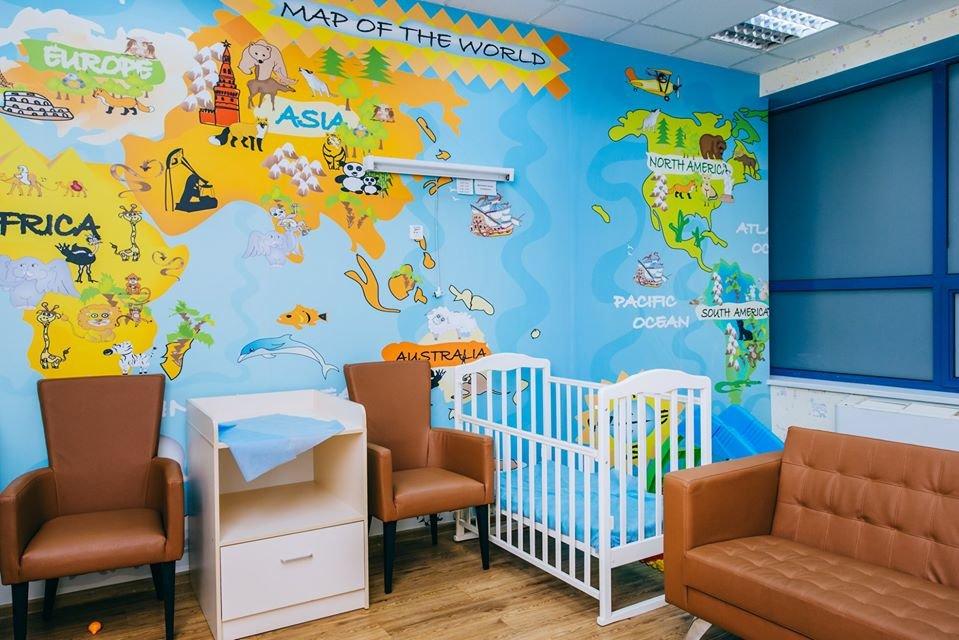 Микроволновка и телевизор: обновленные комнаты матери и ребенка открыли в аэропорту Алматы, фото-3
