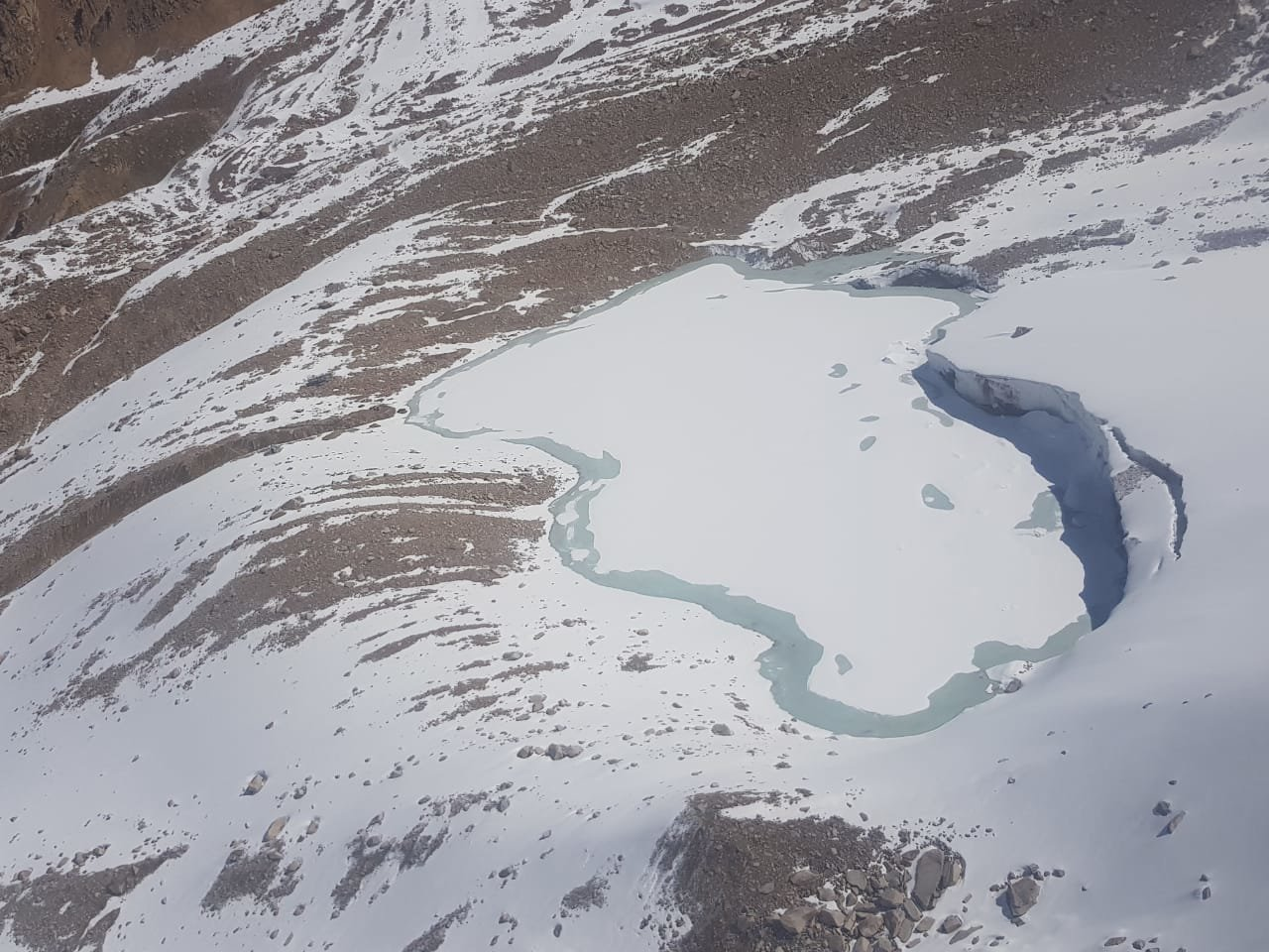 Состояние моренных озер проверили в Алматы, фото-2