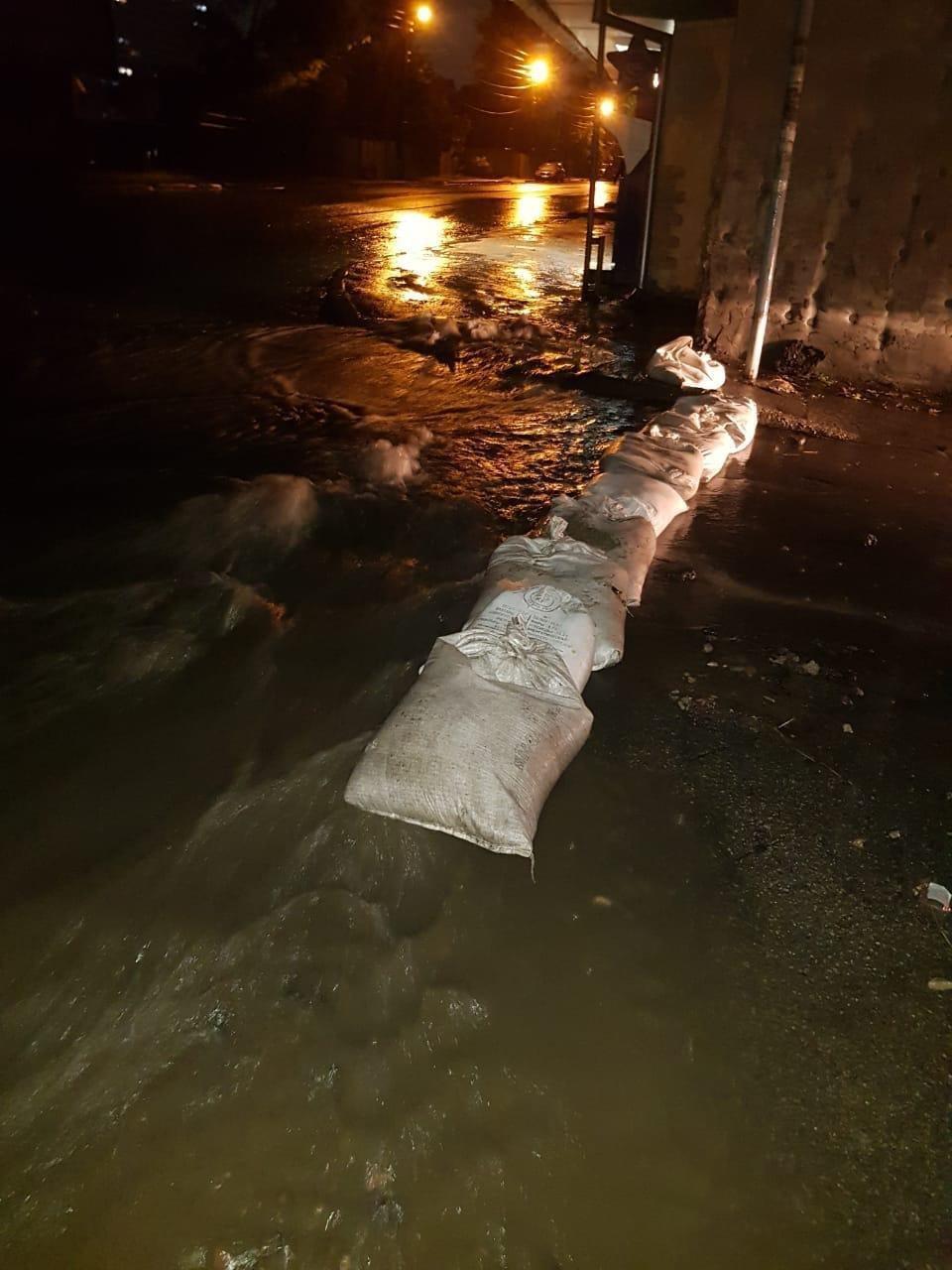 В Алматы из-за ливня подтопило 21 участок и упали 19 деревьев. Видео, фото-1