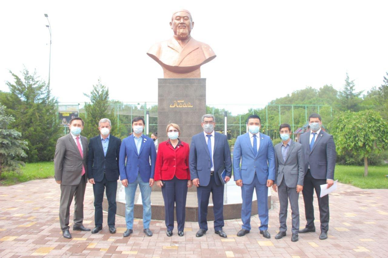 В Жетысуском районе Алматы открылся новый офис сервисного акимата, фото-1