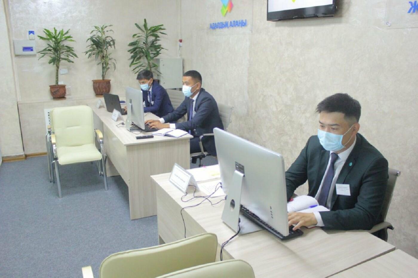 В Жетысуском районе Алматы открылся новый офис сервисного акимата, фото-6