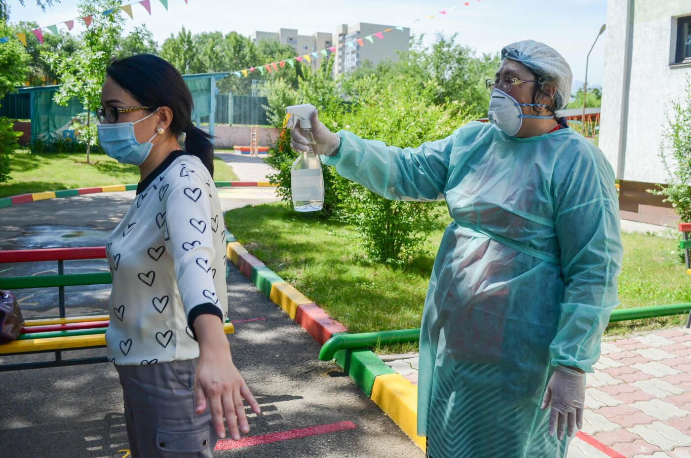 Как детские сады Алматы готовятся к открытию (фото), фото-4
