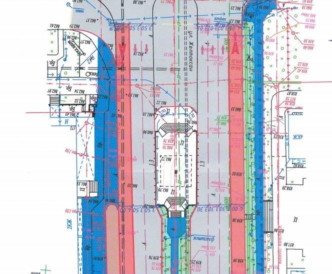 Как линия BRT пройдет по улицам Алматы, и зачем при ее строительстве вырубать деревья, фото-1