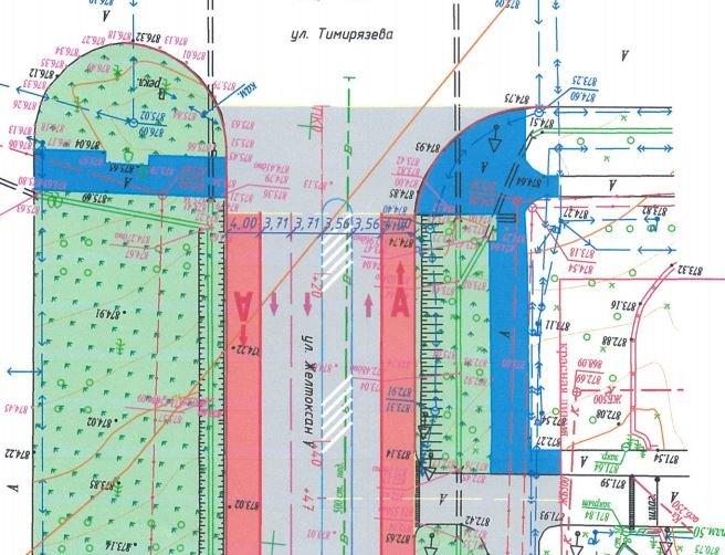 Как линия BRT пройдет по улицам Алматы, и зачем при ее строительстве вырубать деревья, фото-2
