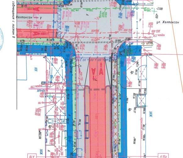 Как линия BRT пройдет по улицам Алматы, и зачем при ее строительстве вырубать деревья, фото-3