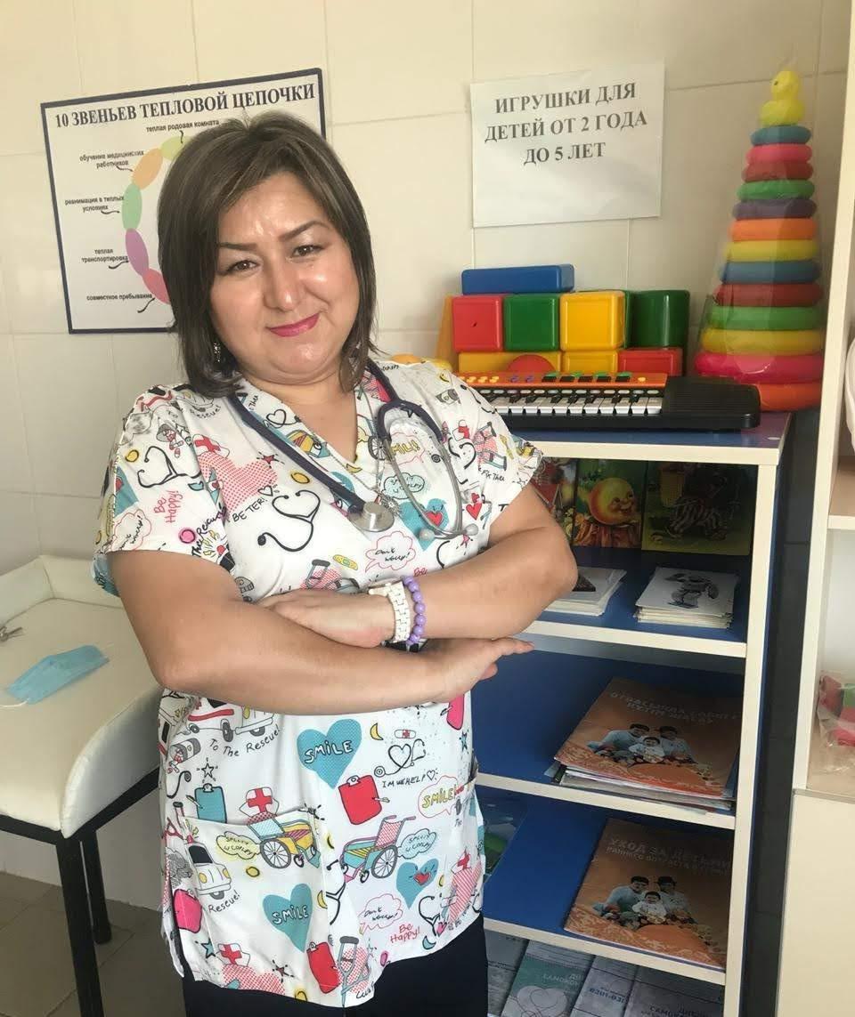 Улыбки детей ничем не заменишь: завотделением педиатрии алматинской больницы рассказала о работе, фото-1
