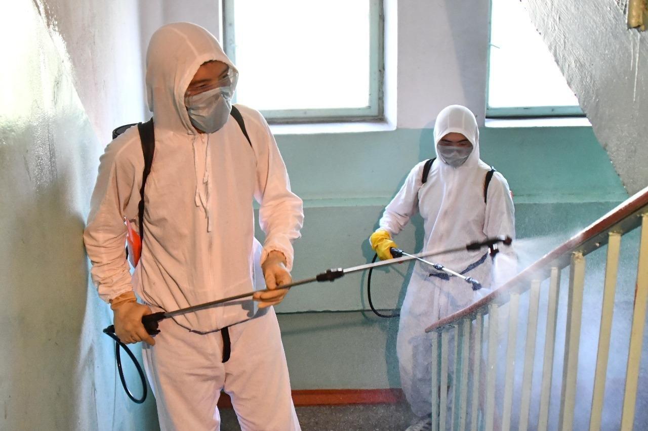 Новый этап массовой дезинфекции в Алматы начнется с 6-ого июня, фото-1