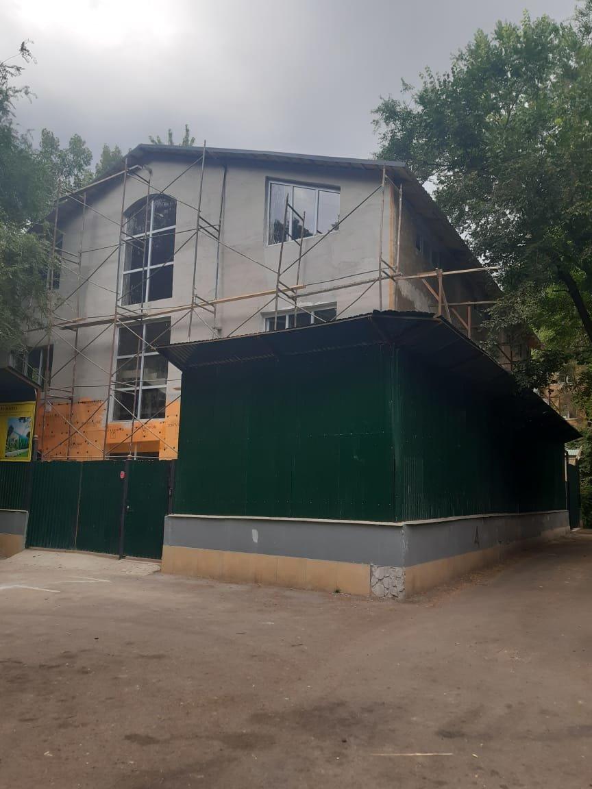 Жители домов у Академии наук в Алматы 5 лет не могу..., фото-1, Результаты поиска Все результаты  Управление градостроительного контроля города Алматы