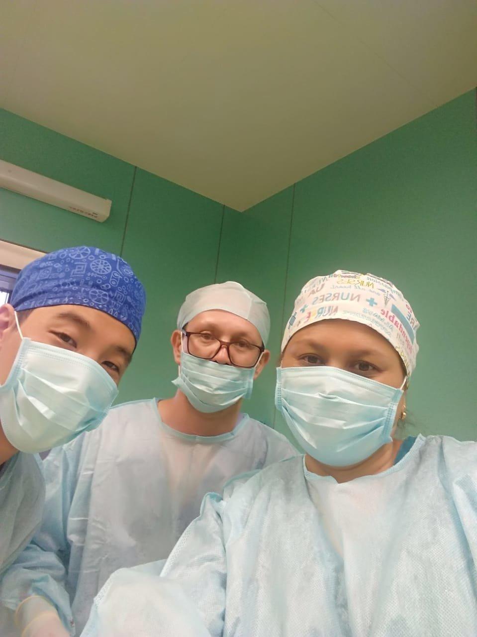 Врачи алматинской больницы извлекли пулю из головы мужчины, фото-2