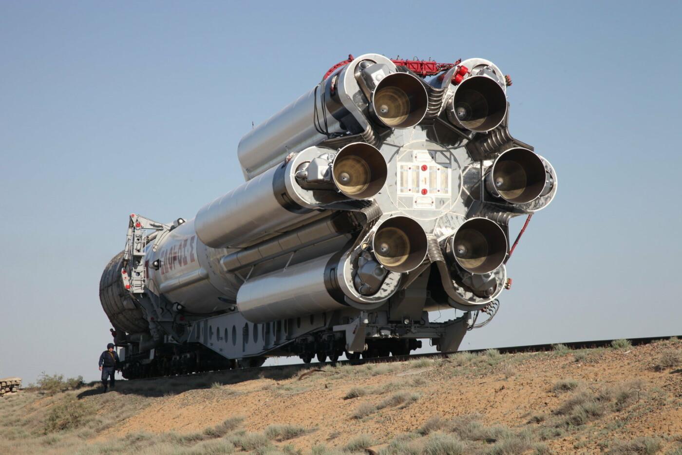 На 30 июля с Байконура назначен запуск ракеты «Протон-М», фото-1