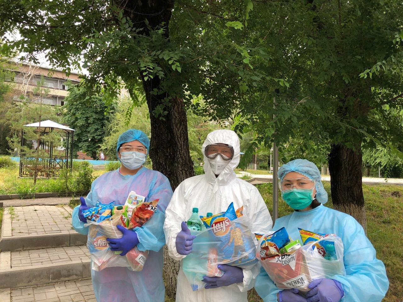 Красный Полумесяц Казахстана и PepsiCo рассказали о роли бизнеса в решении острых социальных проблем, фото-5