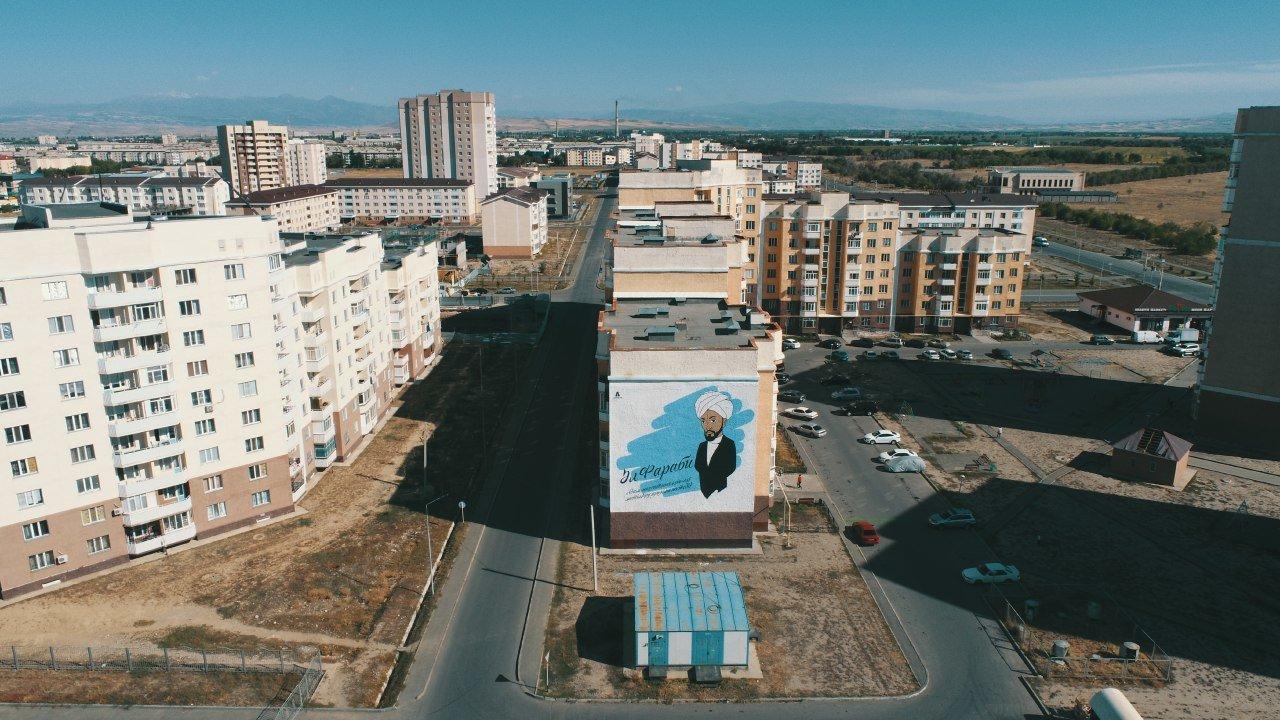Пять муралов за месяц создали в Алматинской области, фото-3