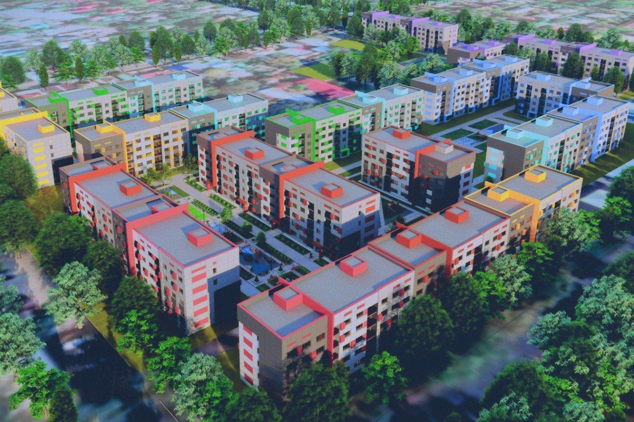В трех районах Алматы на месте ветхих домов построят новые, фото-3