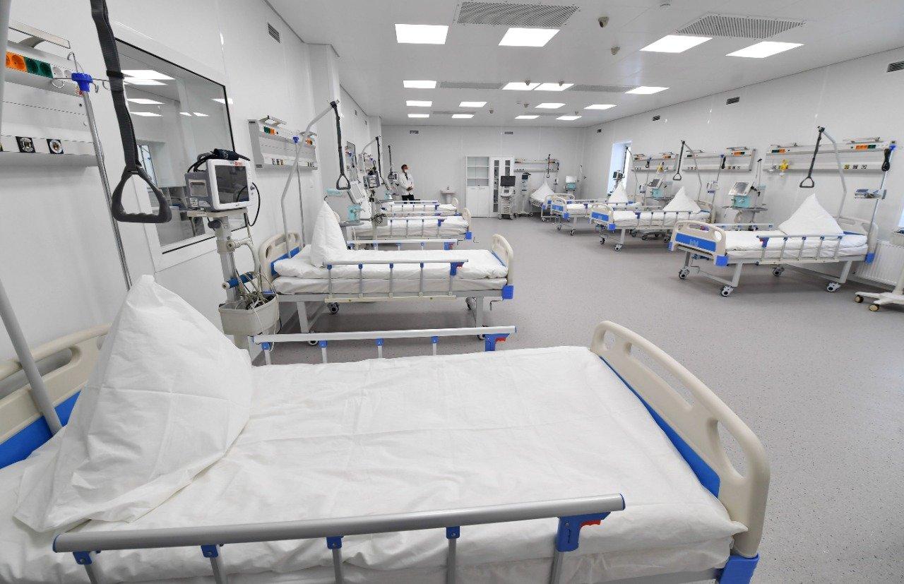 Еще один инфекционный госпиталь на 300 мест построили в Алматы , фото-1