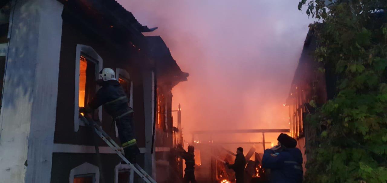 Мужчина погиб при пожаре в Алматинской области, Мужчина погиб при пожаре в Алматинской области. Фото: ДЧС Алматинской области