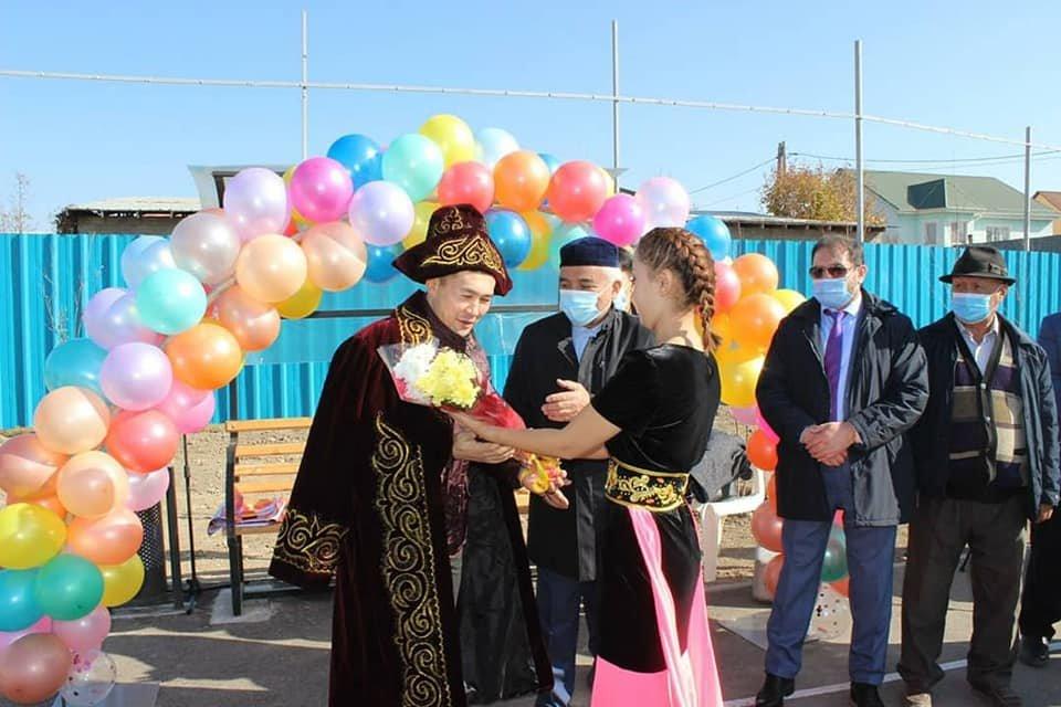 """Стадион""""Достык"""" открыли в Алматы"""