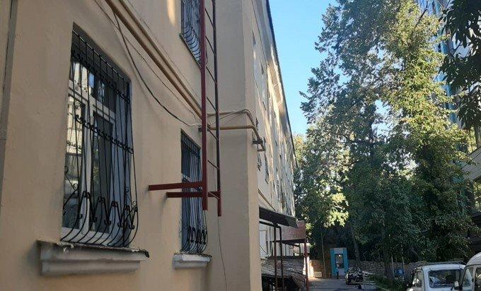 Ремонт фасадов жилых домов завершается в Алмалинском районе Алматы, фото-1, Акимат Алмалинского района
