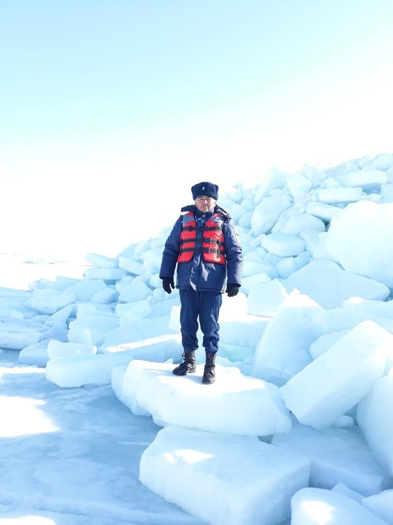 Как работают спасатели на заснеженных дорогах Алматинской области, фото-6