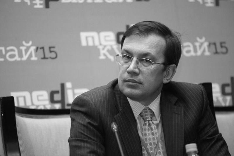 """Умер известный казахстанский журналист Михаил Дорофеев, фото-1, Фото: МИА """"Казинформ"""""""