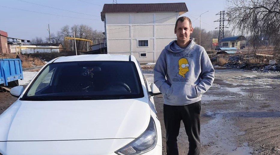 Неравнодушный водитель откликнулся на призыв волонтеров в социальных сетях