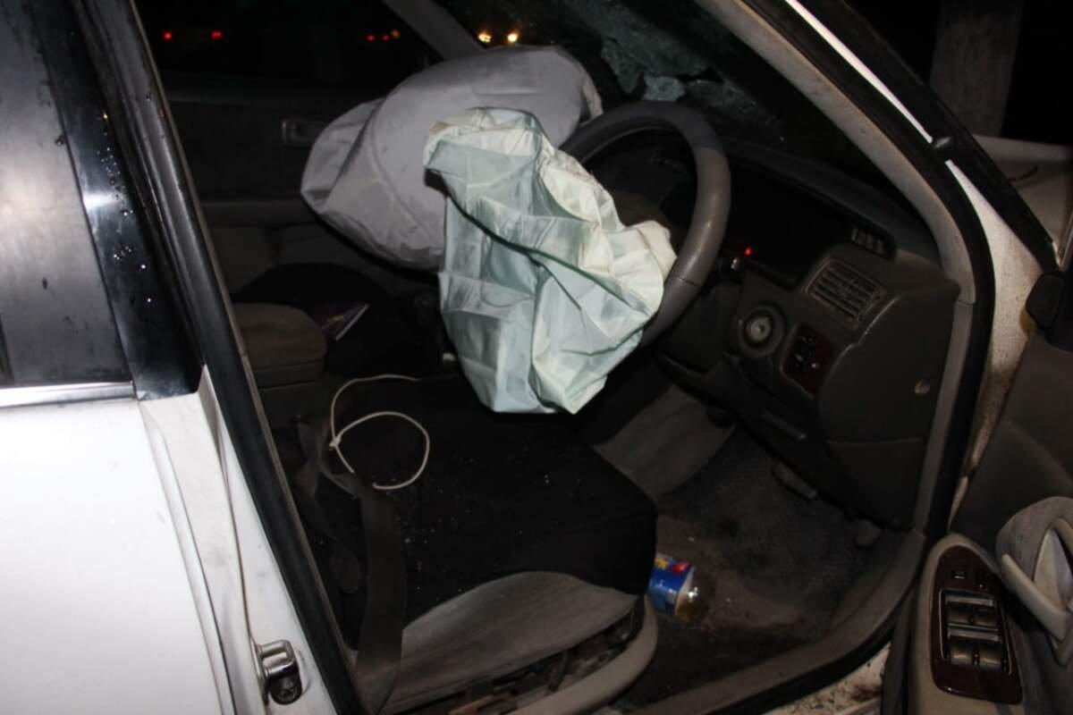 Автомобиль подозреваемого