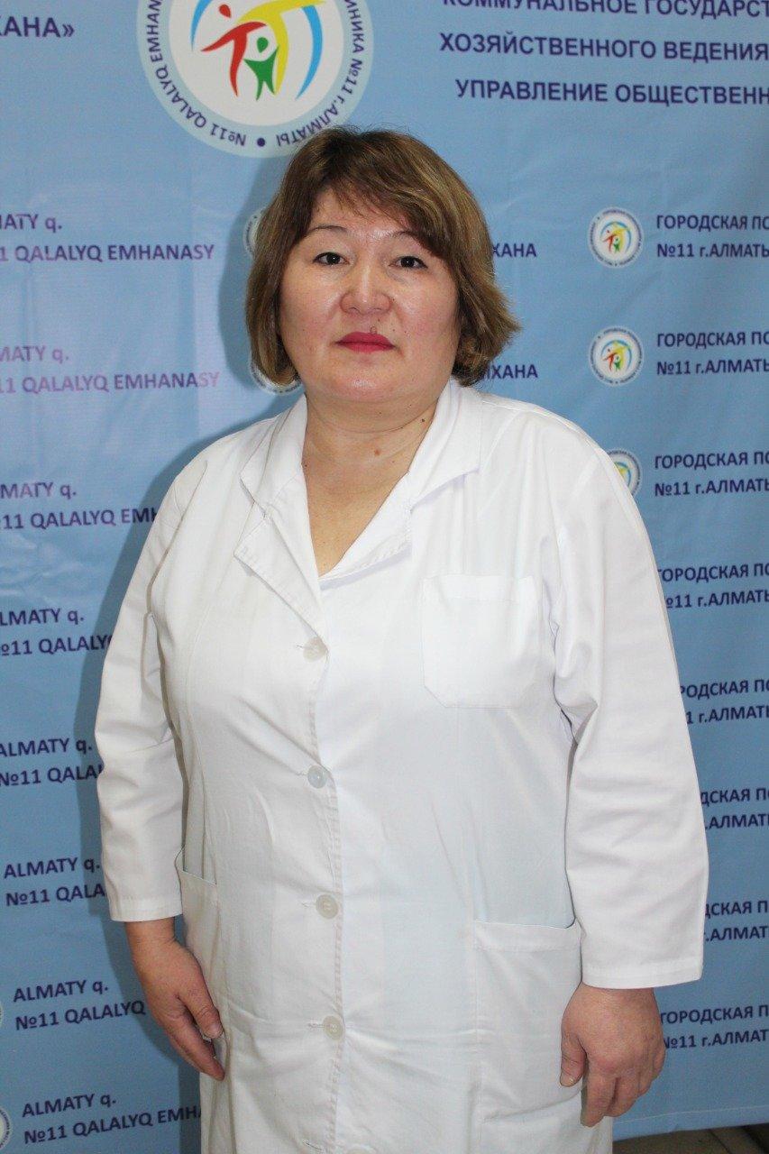 Шынар Сагимбекова
