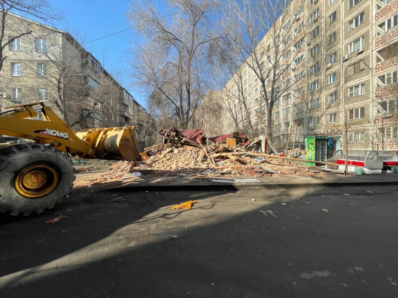 Фото управление градостроительного контроля Алматы