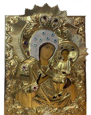 В Вознесенском соборе Алматы разместят копию известной иконы из Костромы, фото-1