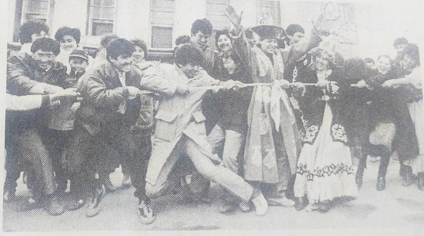 Вторая жизнь Наурыза: как отмечали возрожденный праздник в советской Алма-Ате, фото-13