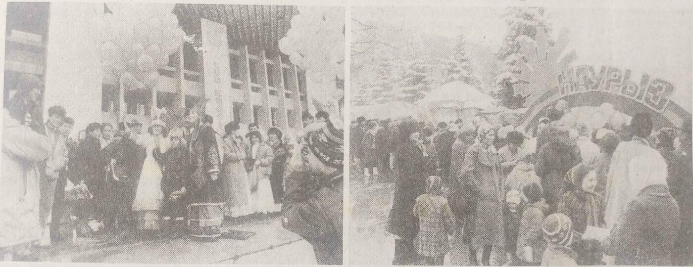 Вторая жизнь Наурыза: как отмечали возрожденный праздник в советской Алма-Ате, фото-6
