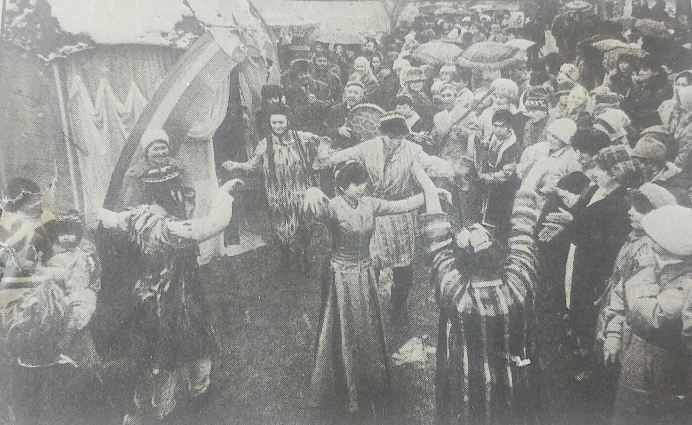 Вторая жизнь Наурыза: как отмечали возрожденный праздник в советской Алма-Ате, фото-8